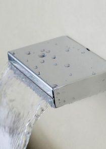 Waterval uitloop Wico