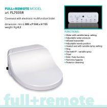 Flaminia gocare F7035 Model Full + Remote (afstandsbediening)