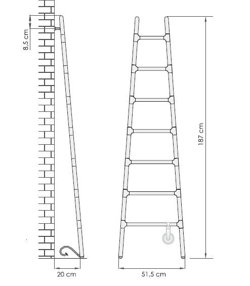 Scaletta 7 maatvoering