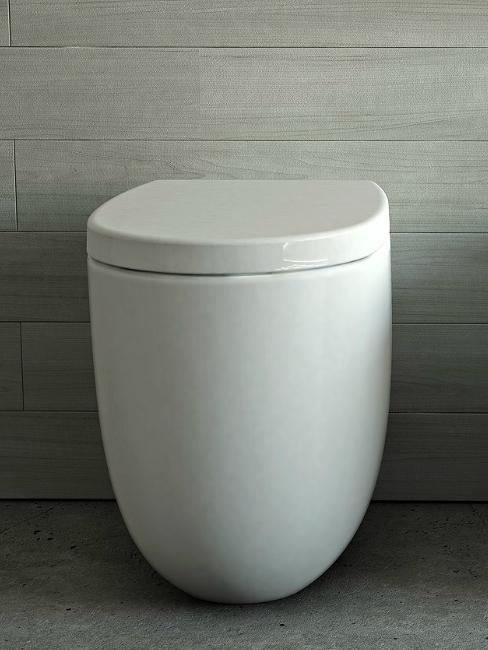 Milk Toilet Staand