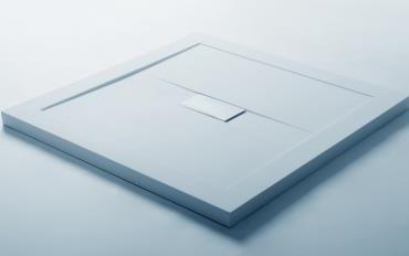 Douchebak solid surface 900