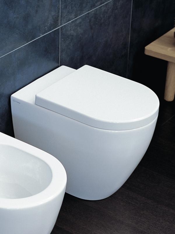 Link Toilet staand