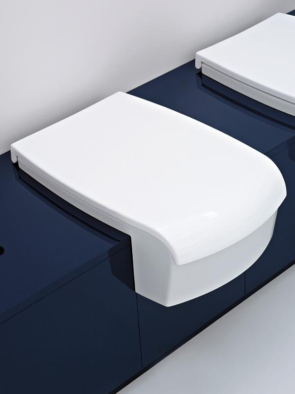 Una Inbouw toilet