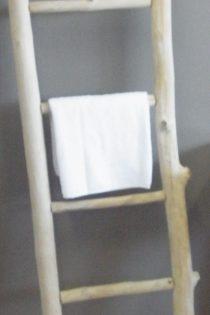 Handdoekrek ladder