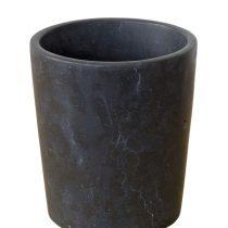Beker Black natuursteen