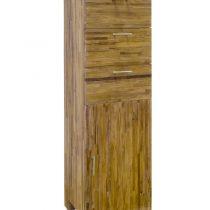 Halfhoge kast 3 lades / 1 deur TLM-4067U