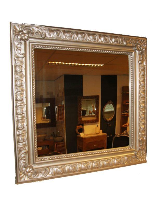 Spiegel Barok Vierkant