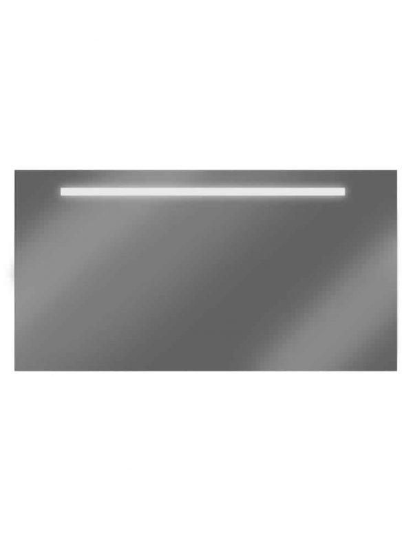 Mirror M-Line boven verlichting - Diverse maten