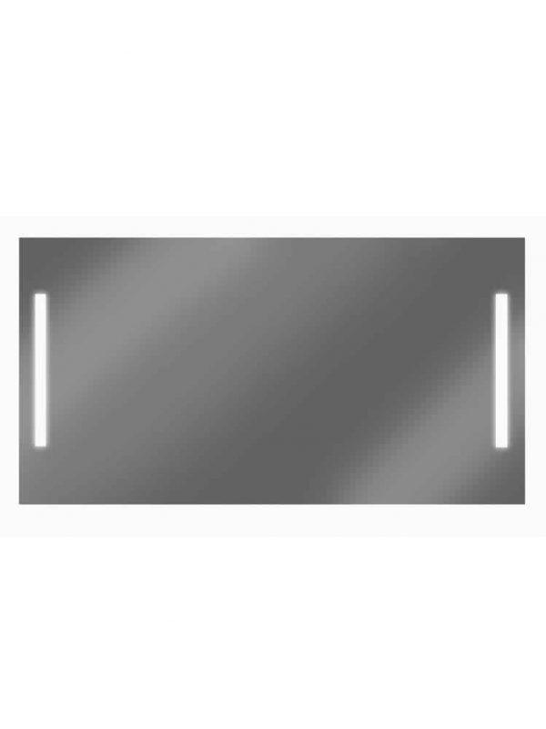 Mirror M-Line Links-Rechts verlichting - Diverse maten