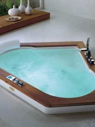 Aura Corner spa 140