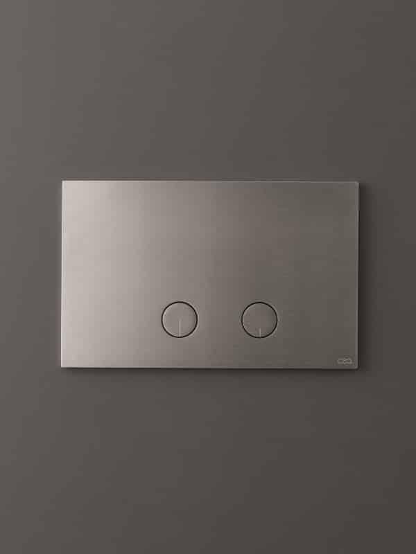 PLA 02 Bedieningsplaat dual flush
