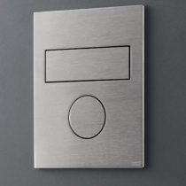 PLA 11 Bedieningsplaat met wc-reiniger